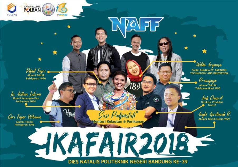 Calling for ALL ALUMNI : IKA FAIR 2018