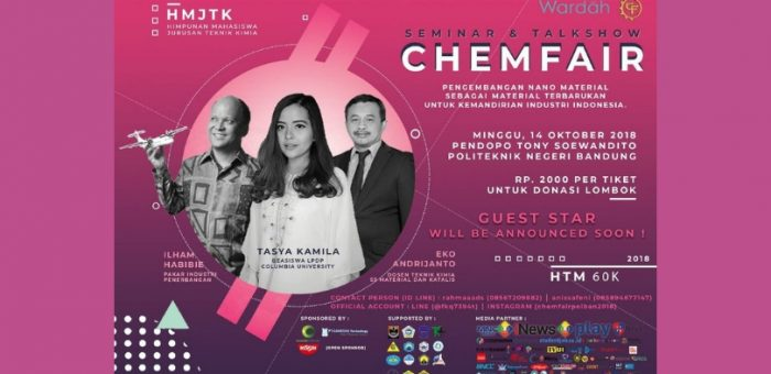 Seminar & Talkshow : CHEMFAIR