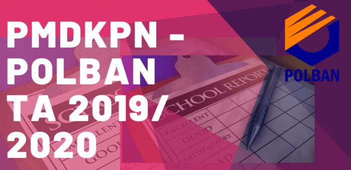 Seleksi Masuk POLBAN Jalur PMDKPN TA 2019/2020