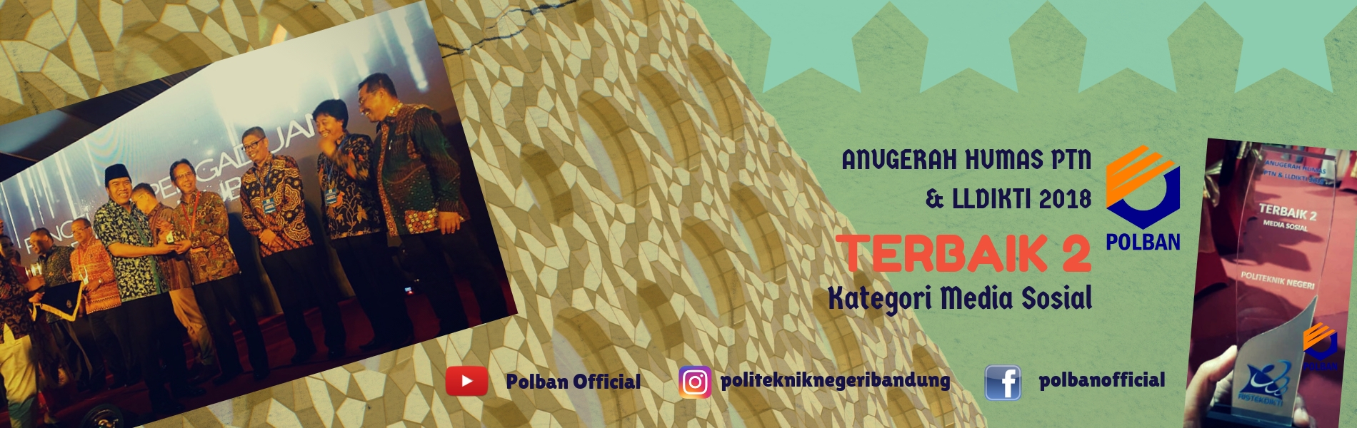 #AnugerahHumas2018 #polbanterbaik2