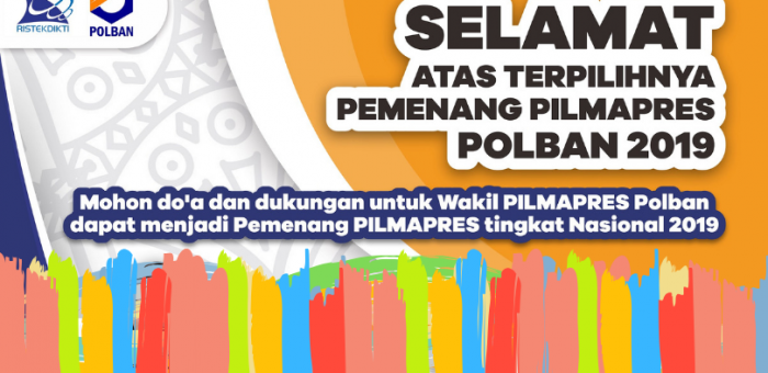 PILMAPRES POLBAN 2019