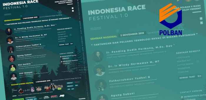 Indonesia RACE Festival 1.0
