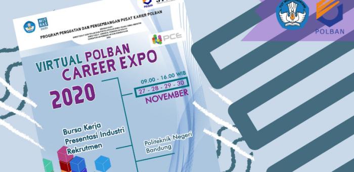 VPCE : Virtual Polban Career Expo 2020